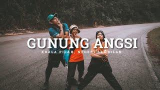 Sembilan Jam Mendaki Gunung Angsi, Negeri Sembilan (Ulu Bendul - Bukit Putus)
