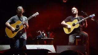 "Dave Matthews & Tim Reynolds perform ""Dive In "" 2-25-17 Riveria Maya, Mexico"