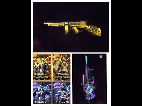 Free Fire new gun skin and new incubator