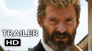 Logan Official Trailer 2 2017 Hugh Jackman Wolverine Movie HD