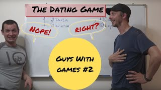 ESL games Guys With Games #2 the Dating Game