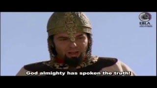 Qutuz Speech about the Mongols - HD