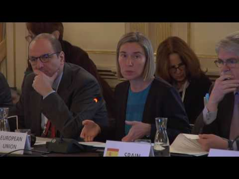 opening remarks- Second Regional Forum of the Union for the Mediterranean (UfM)