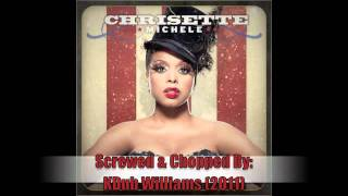 Chrisette Michele So In Love Remix Screwed & Chopped
