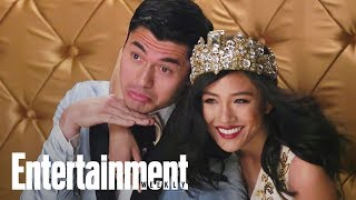 'Crazy Rich Asians' First Look: Inside The Daring, Dashing Film | Cover Shoot | Entertainment Weekly - Video Youtube