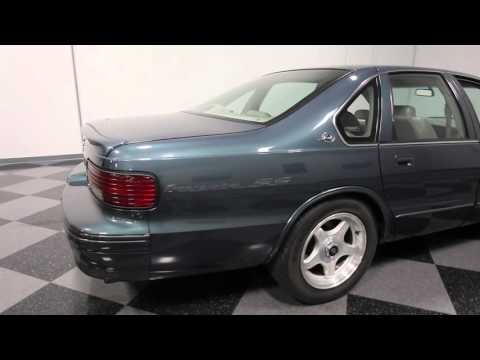 1995 Chevrolet Impala SS for Sale - CC-758094