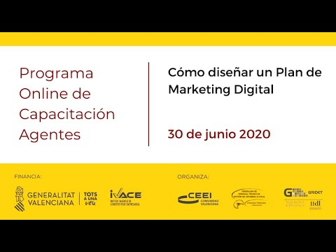 Cómo diseñar un Plan de Marketing Digital[;;;][;;;]