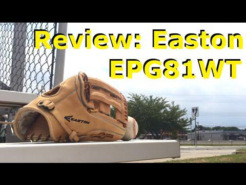 Review: Easton E-Pro Series EPG81WT 12.75″ Baseball Glove