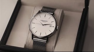 Ambassador Watches Heritage 1921 Watch Review & Unboxing
