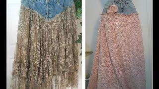 Как пределать  старые джинсы в стильную или классные шорты