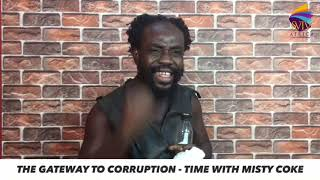 Biblical Quotes on corruption by Misty Cok£