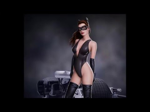 10 Sexy Cat Woman HD Photos in Under 60 Seconds
