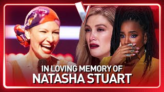 EMOTIONAL TRIBUTE to The Voice STAR Natasha Stuart who lost her battle to cancer | Journey #68
