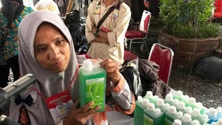Jokowi Borong Sabun Rp2 Miliar di Acara PKH, Pemilik Berencana Akan Pergi Umrah Bersama Keluarganya