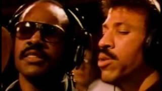We Are The World - Michael Jackson Lionel Richie Cindy Lauper