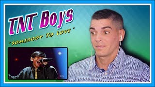 """TNT Boys Reaction 