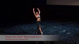 6 Mirjam Mimi Dadić - Balet oriental fusion