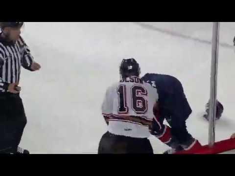 Kyle Olson vs. Steven Zonneveld