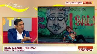Canal Capital reconoce trabajo realizado por el Canal Regional Telecaribe