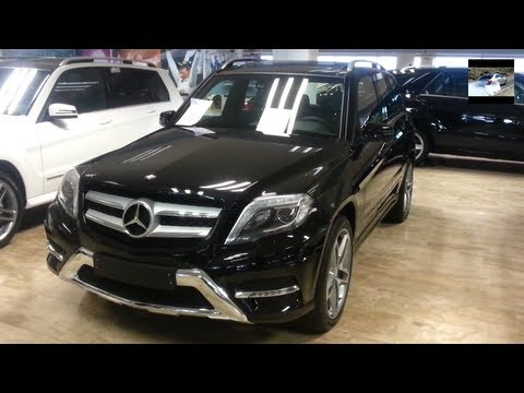Mercedes-Benz GLK class 2014 In Depth Review Interior Exterior