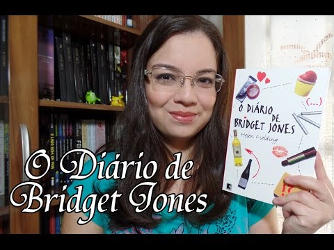 Livro - O Diário de Bridget Jones (Helen Fielding)