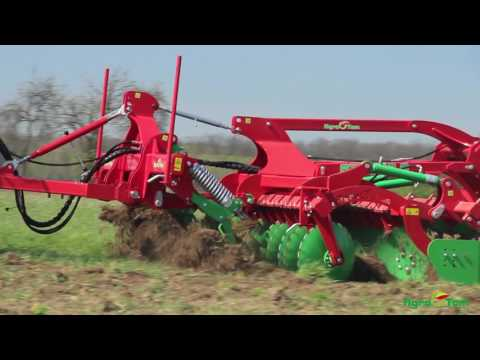 Agro-Tom Vorgrubber KWK / KWSP - 3,0 m