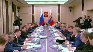 Греф и Путин: блокчейн, цифровая экономика, ИИ.