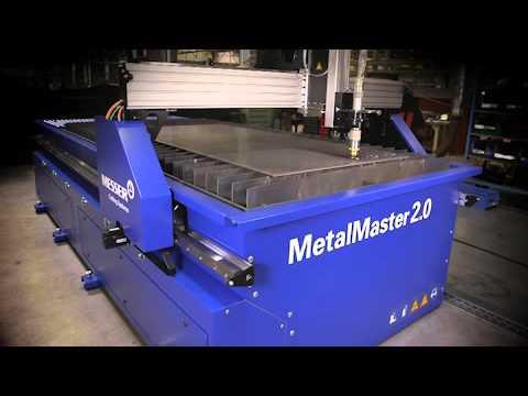 MetalMaster 2.0 - Schneidtechnik kompakt verpackt