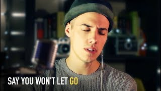 JAMES ARTHUR  Say You Wont Let Go Cover By Leroy Sanchez