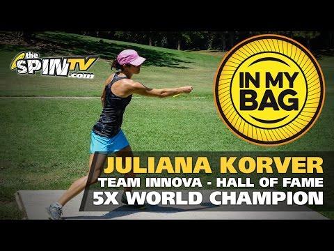 Youtube cover image for Juliana Korver: 2017 In the Bag
