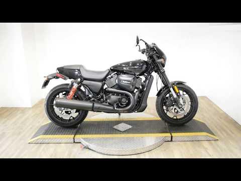 2017 Harley-Davidson Street Rod® in Wauconda, Illinois - Video 1