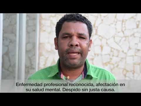 4. En el carbón mi salud y medioambiente, son lo primero - Oswaldo Rocha