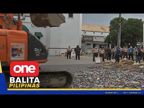 [News5]  Samu't-saring kontrabando ng inmates, sinira ng BuCor