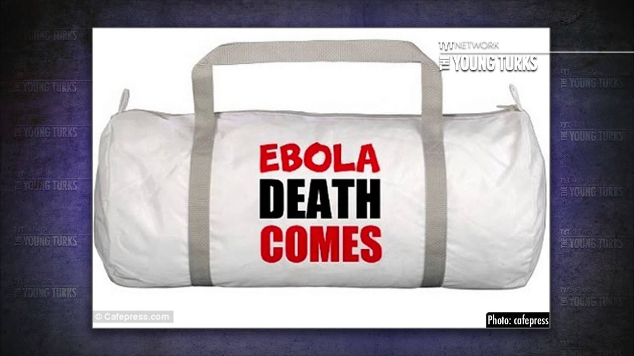 All I Want For Christmas Is An Ebola-themed Gift thumbnail