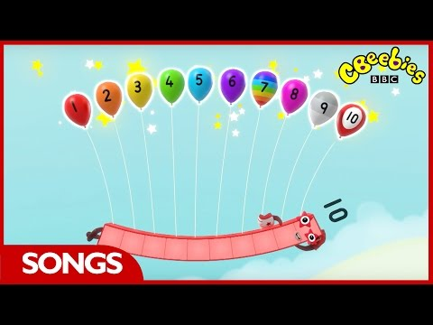 CBeebies | Numberblocks | 1-10 Songs Playlist
