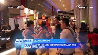 [Liputan] Jakarta Fair 2018 Menghadirkan Nuansa Yang Makin Meriah