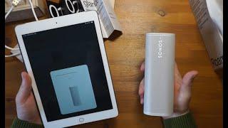 Sonos Roam auspacken, erster Eindruck und Klangtest - Was kann der kleine WLAN-Lautsprecher?