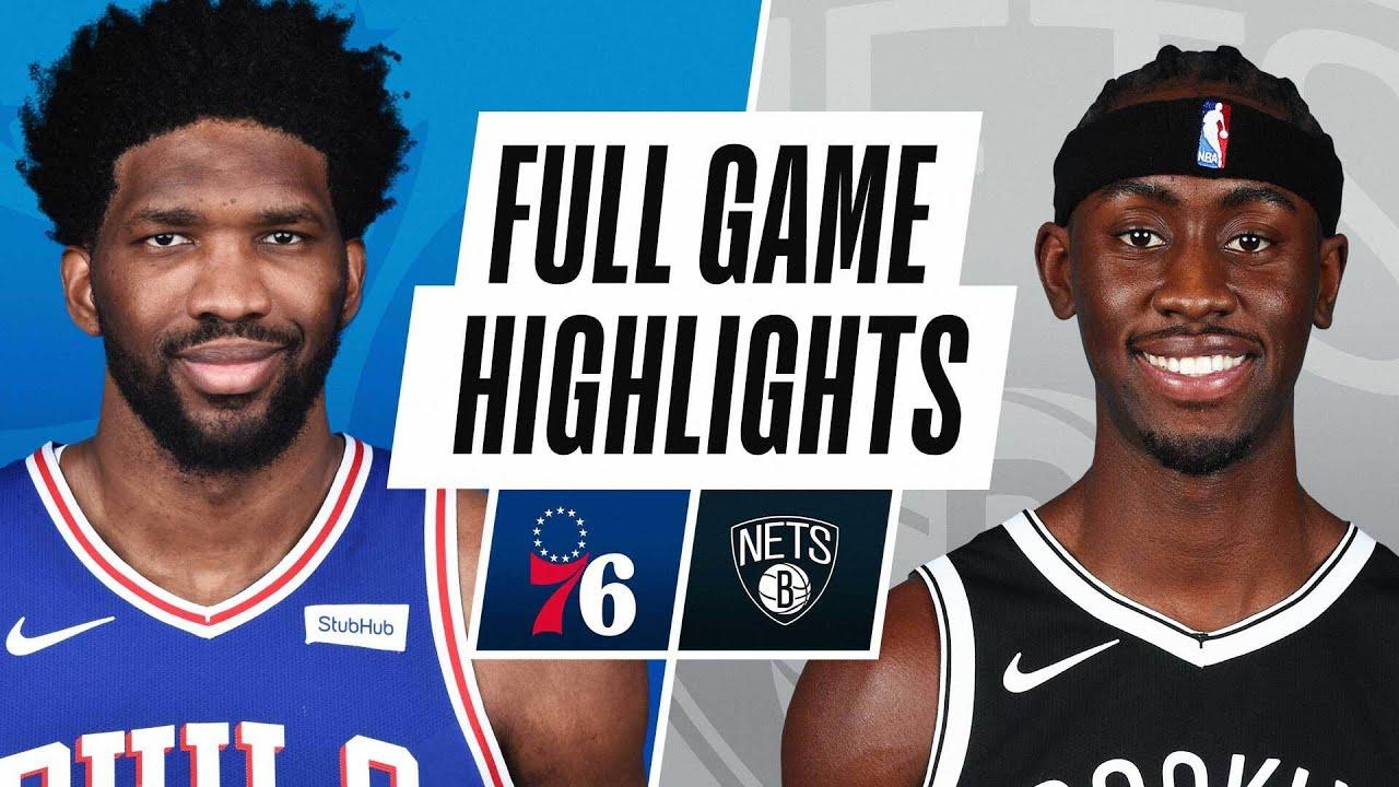 76ers vs Nets | Thursday, January 07, 2021