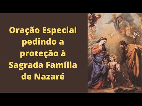 Orao Especial  Sagrada Famlia