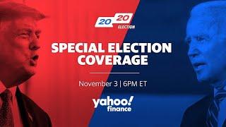2020 election coverage in full: President Trump vs. Biden