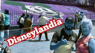 Primer Experiencia En Disneylandia | Rosa y Jaime
