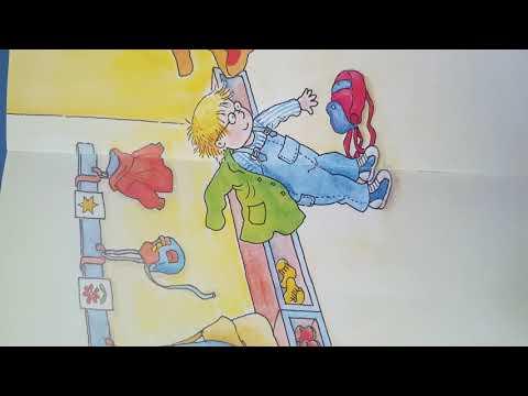 Kinderbuch - Conni  kommt in den Kindergarten