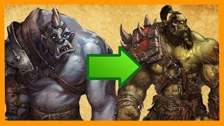 Origin of the Orcs - World of Warcraft Lore