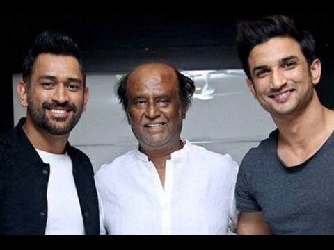 MS-Dhoni-meets-Rajinikanth-in-Chennai-Sushant-Singh-Rajput-The-Untold-Story-Movie