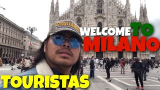 THINGS TO SEE IN MILAN ITALY 🇮🇹: INSIDE AND TOP VIEWS OF DUOMO AND MORE .... #MILAN #TOPTHINGSTODO