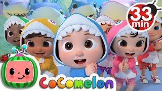 Baby Shark Submarine + More Nursery Rhymes & Kids Songs   CoCoMelon