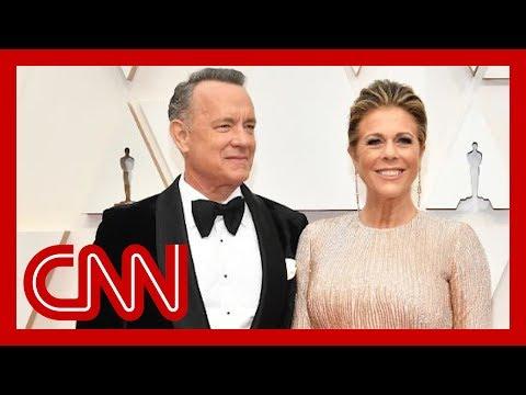 Tom Hanks and Rita W