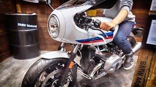 BMW R NineT Racer 2019