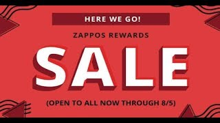 Zappos 25 Off Coupon Code 2018 { Zappos Promo Code 2018 }