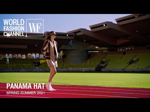 Panama Hat   spring-summer 2021